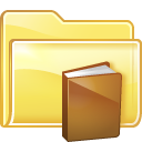 Folder (Adorner in front) Books128.png