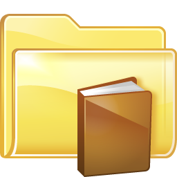 Folder (Adorner in front) Books256.png